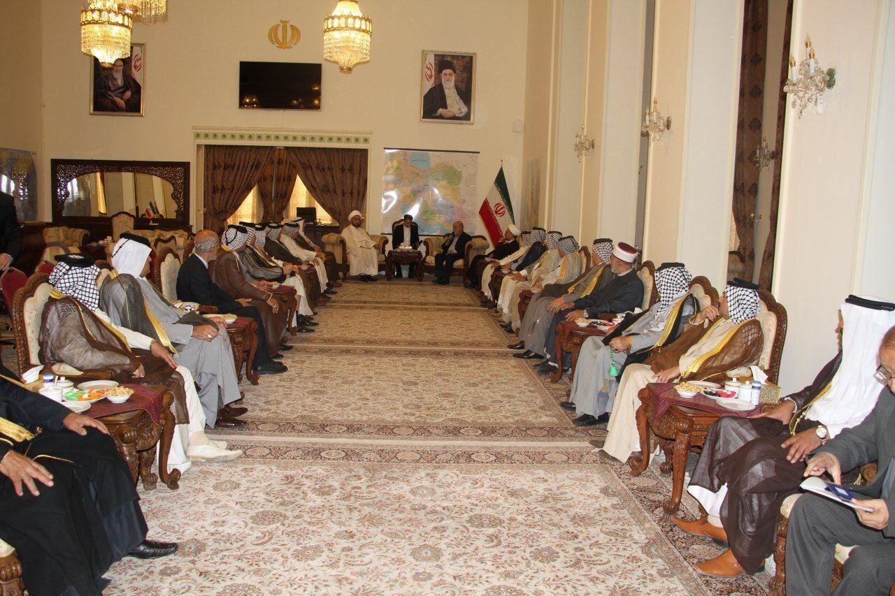 اعلام آمادگی عشایر عراق برای حمایت کامل از ایران