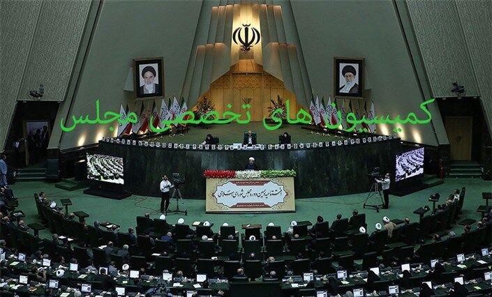 ۷ وزیر این هفته در کمیسیون تخصصی مجلس حضور مییابند