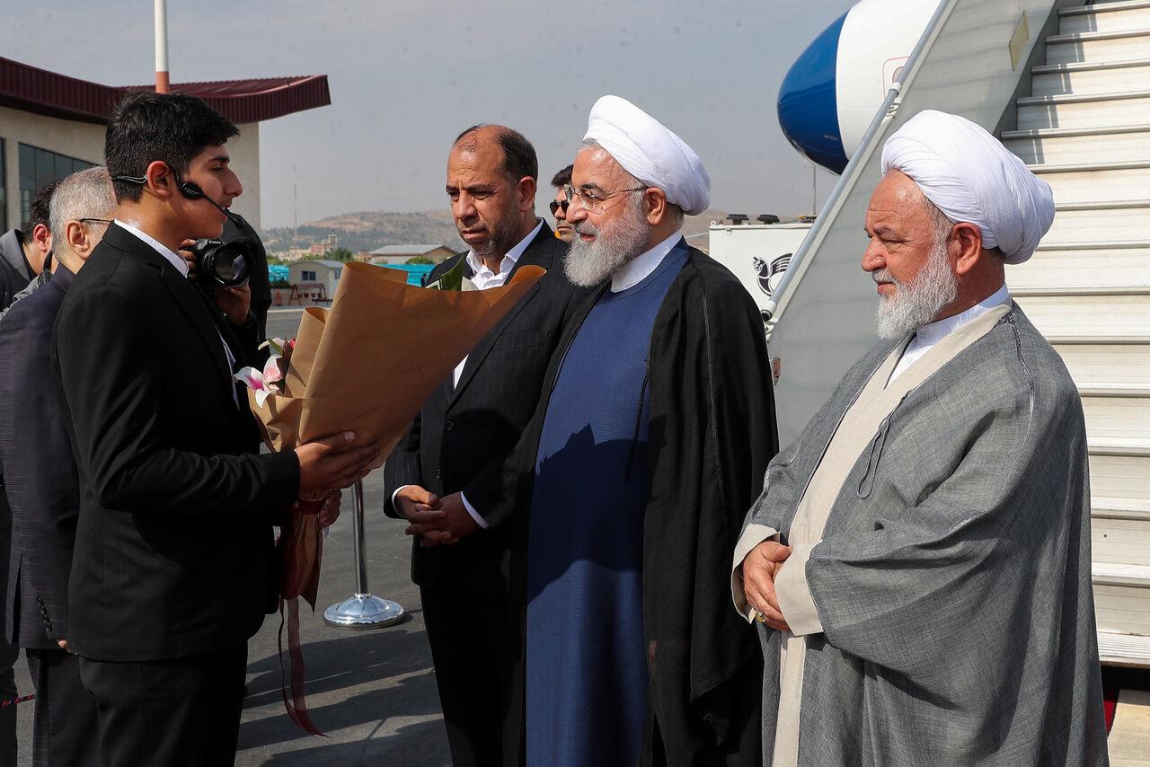 طرحهایی که در سفر رئیس جمهوری به خراسان شمالی به بهره برداری میرسند