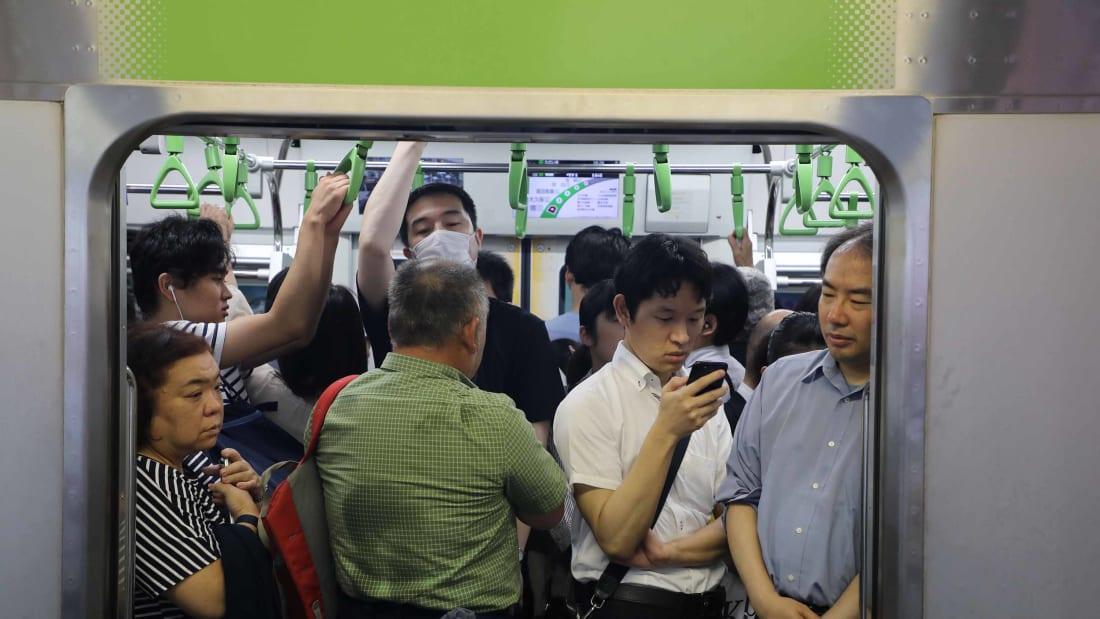 دورکاری، پیشنهاد دولت ژاپن برای کاهش ترافیک در المپیک 2020