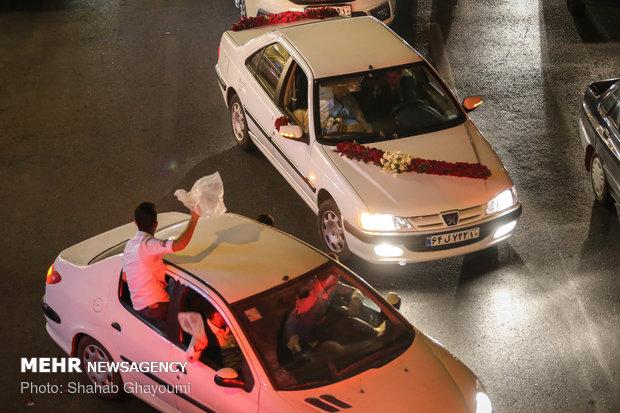 برخورد جدی با برگزار کنندگان عروسیهای مختلط در پایتخت