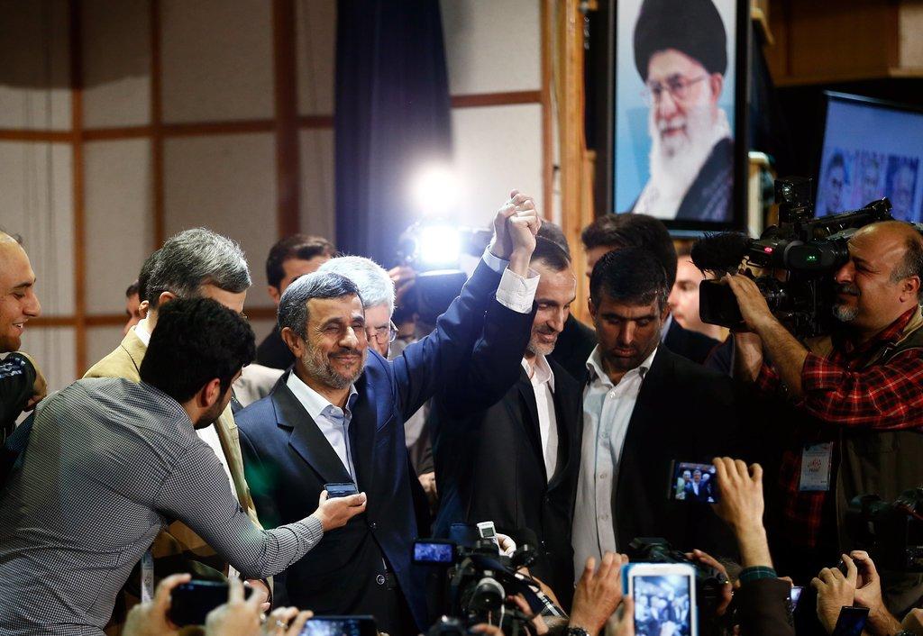 احمدینژاد در مصاحبه با نیویورک تایمز: ایران باید مستقیم با ترامپ وارد گفتگو شود