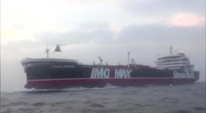 شکایت بریتانیا از ایران به شورای امنیت: ایران نفتکش ما را در آبهای عمان توقیف کرد