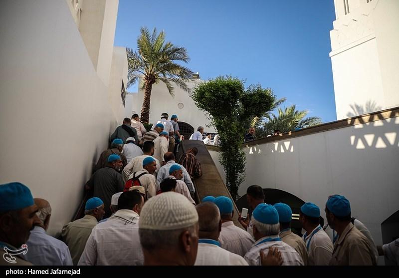 آمار زائران ایرانی در مکه مکرمه به ۳۴هزار نفر رسید