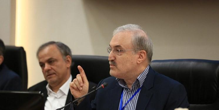 وزیر بهداشت: دوران ماه عسل در وزارت بهداشت تمام شد