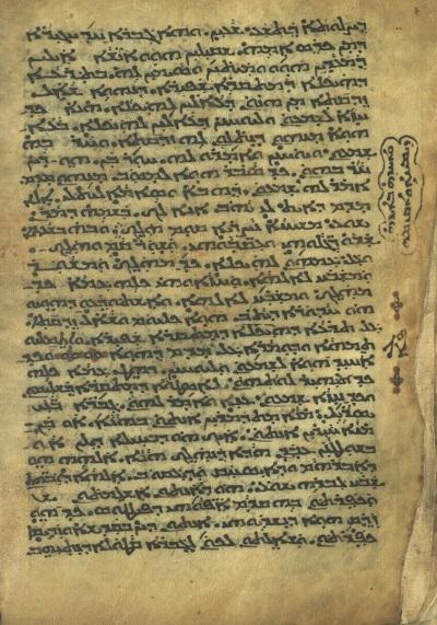 انجیل «هزار ساله» در کتابخانه مرکزی تبریز
