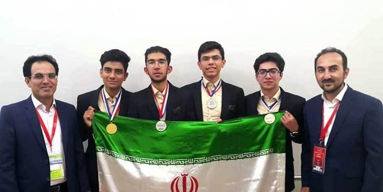 کسب 4 مدال رنگارنگ در المپیاد جهانی شیمی توسط دانشآموزان ایرانی