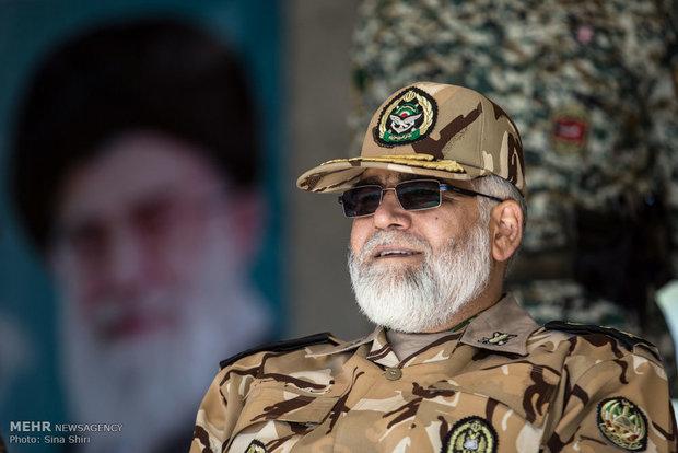 خلیج فارس زاغه مهمات است