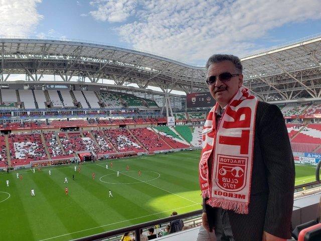 زنوزی: فوتبال کشورمان ورشکسته است