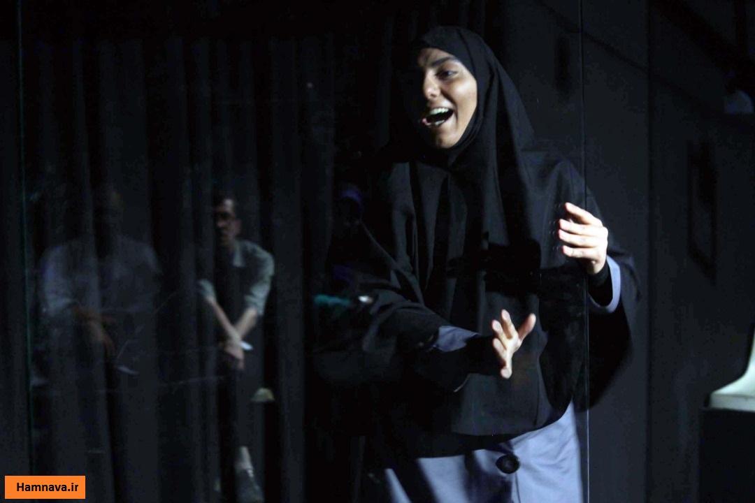 گزارش تصویری از نمایش «من هزار یک و شب زندهام»