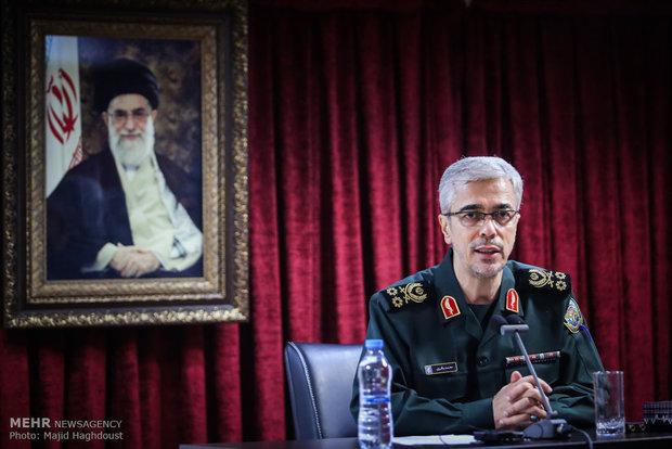 سرلشکر باقری: اقتدار نظام جمهوری اسلامی دشمن را به یأس و ناامیدی کشانده است