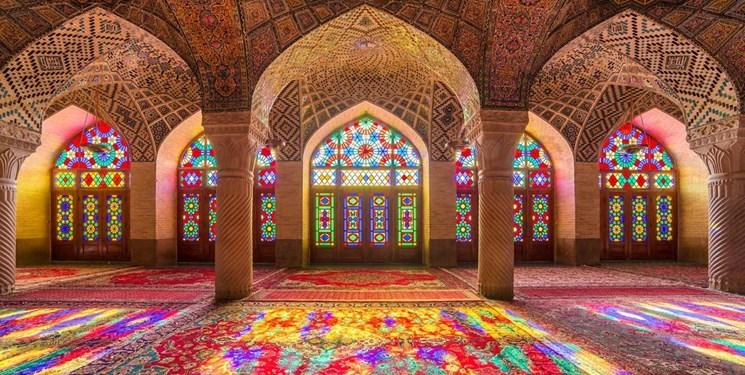 شیراز بهشت مساجد زیبا؛ از نصیرالملک تا عتیق