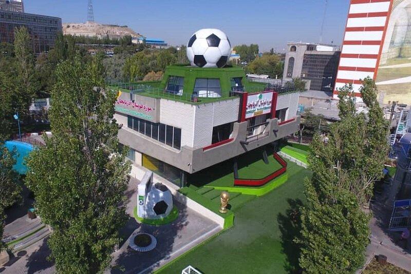 موزه فوتبال آذربایجان فردا افتتاح میشود