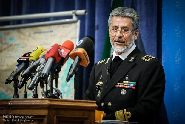 دریادار سیاری: سناریوهای متعدد برای مقابله با تهدیدات دشمن داریم