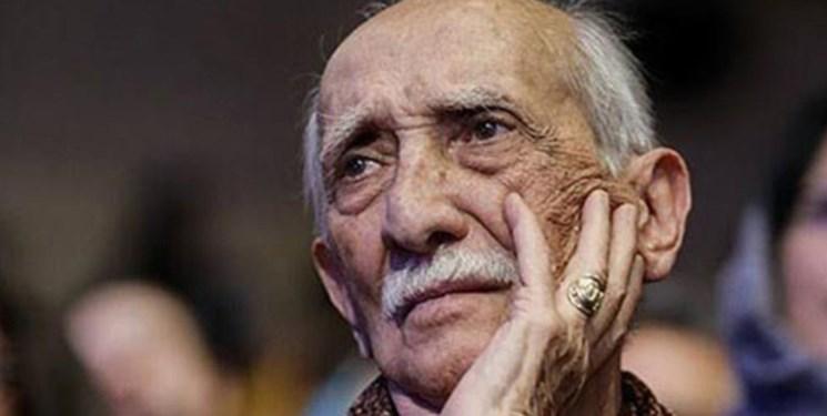 «داریوش اسدزاده» پیشکسوت تئاتر، سینما و تلویزیون درگذشت