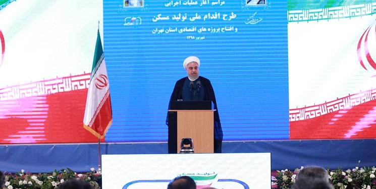 روحانی: بدون لغو تحریمها شاهد هیچ تحول مثبتی در رابطه ایران با آمریکا نخواهیم بود