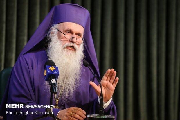 کشیش مسیحی: پیادهروی اربعین یکی از عمیقترین تجربههای معنوی من بود