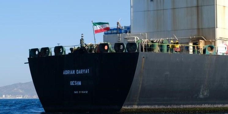 هند از آمریکا میخواهد ناخدای نفتکش «آدریان دریا» را از فهرست تحریم خارج کند