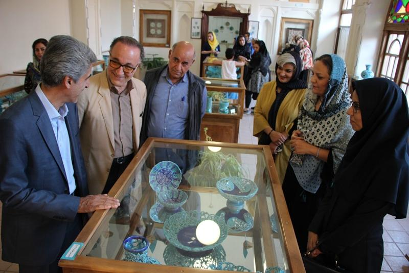 موزه زنده سفال، نمونهای موفق در فعالیتهای غیر دولتی و گروهی بانوان در سطح استان