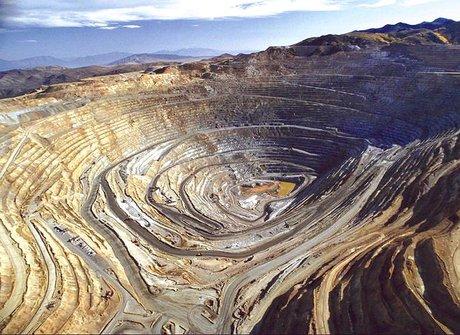 امکان مصرف بهینه مواد منفجره در استخراج مواد معدنی مجتمع مس سونگون