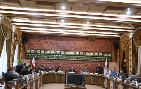 اعضا کمیسیونهای تخصصی شورای شهر تبریز مشخص شد