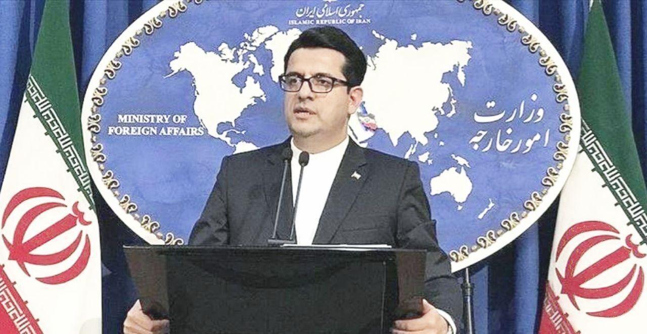 سخنگوی وزارت امور خارجه: تکرار اتهامات علیه حاکمیت جزایر سهگانه دلیل ناتوانی در درک منطقه و جهان است