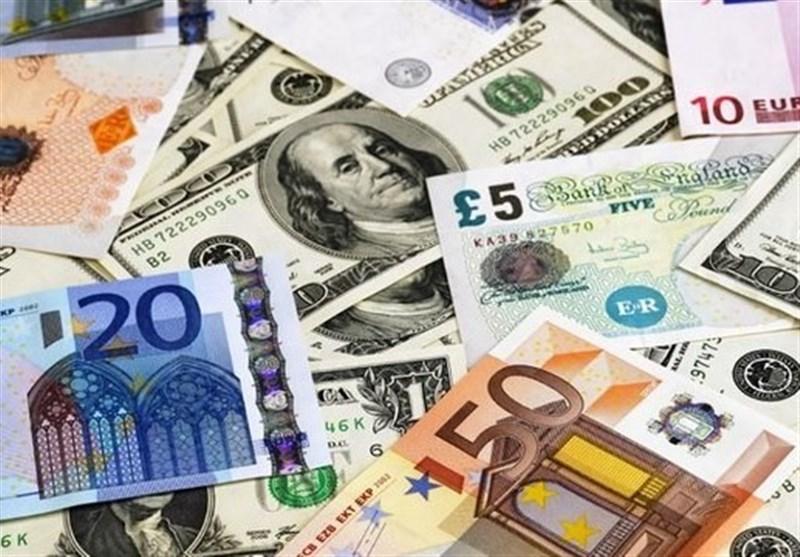 نرخ ۲۱ ارز بانکی افزایش یافت