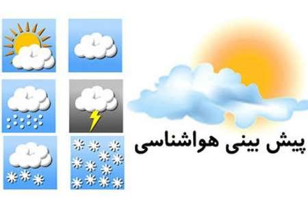 اداره کل هواشناسی آذربایجان شرقی خبر داد: افزایش تدریجی دمای هوای استان از روز پنج شنبه