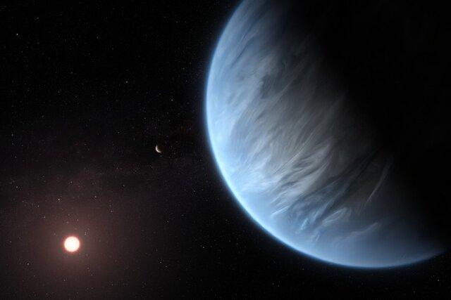 دانشمندان انگلیسی مدعی شدند: کشف آب برای اولین بار در یک سیاره با احتمال حیات