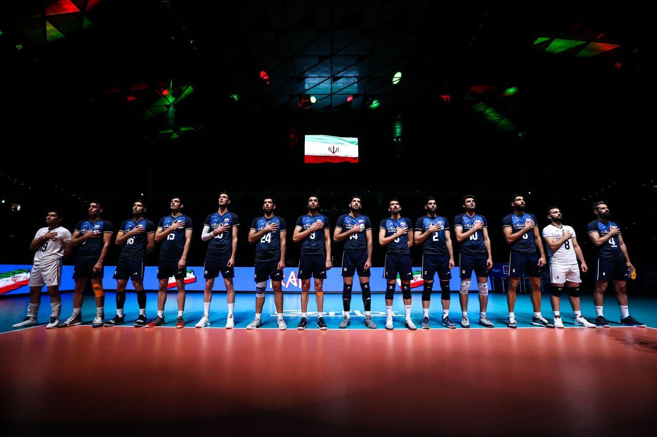 گروهبندی لیگ ملتهای والیبال ۲۰۲۰ مشخص شد