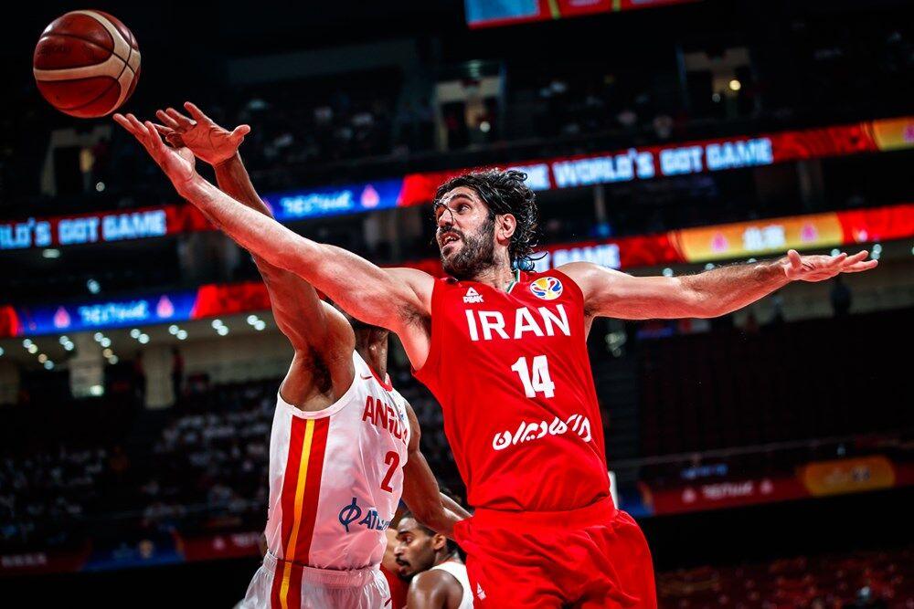 نیکخواهبهرامی: صعود به المپیک خونی تازه در رگهای بسکتبال ایران بود