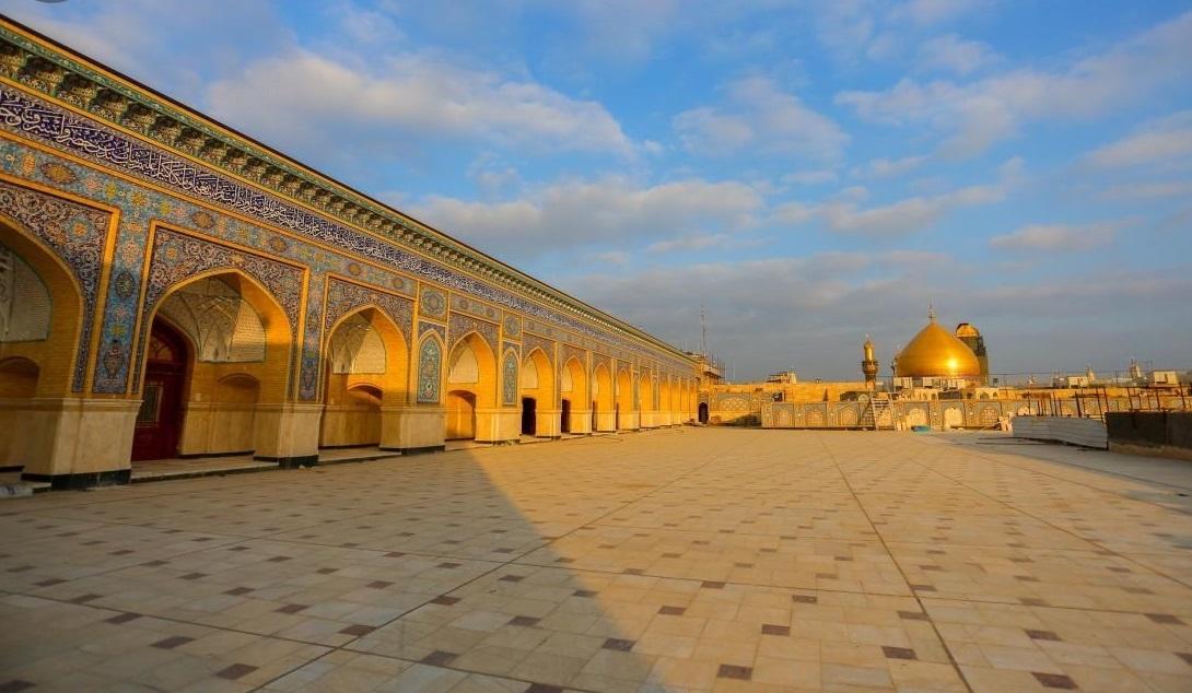 ۷۰هزار زائر اربعین در صحن حضرت زهرا(س) اسکان داده میشوند