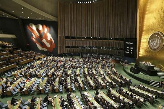مجمع عمومی سازمان ملّل متحد، مظهر دیپلماسی پارلمانی