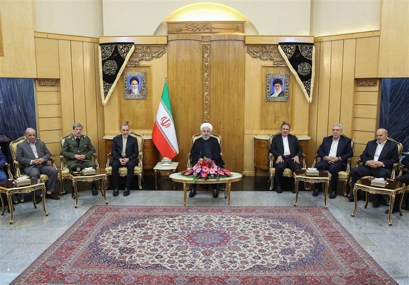روحانی: برخلاف تمایل آمریکا باید سخنان خود را به صراحت در سازمان ملل بیان کنیم