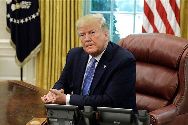 ترامپ: همیشه از طرح صلح ایران استقبال می کنم