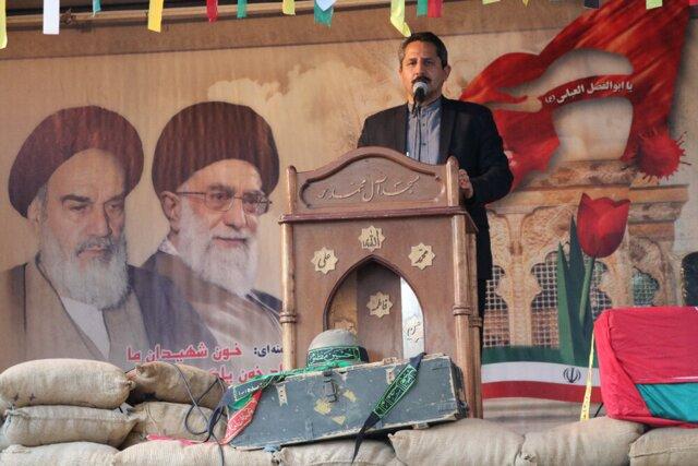 شهردار تبریز: توجه به آموزههای دفاع مقدس میتواند تمام مشکلات امروز کشورمان را حل کند