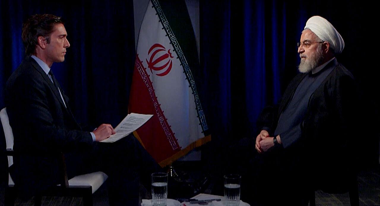روحانی: آمریکا باید پیش شرط «فشار حداکثری» خود را برای مذاکره بردارد