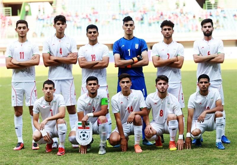 اعلام برنامه بازیهای تیم فوتبال جوانان برای حضور در مسابقات قهرمانی آسیا