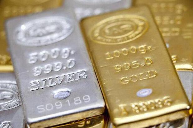 قیمت طلا در بازارهای جهانی افت کرد