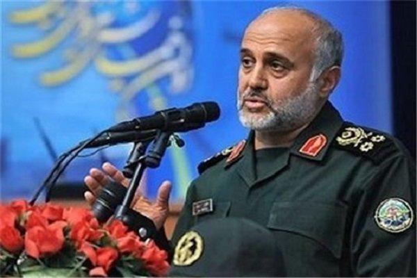 سرلشکر رشید: قدرت جمهوری اسلامی بیش از آن است که تاکنون آشکار شده است