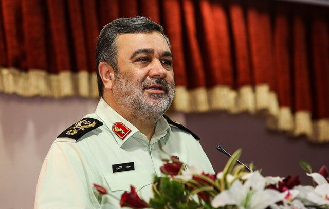فرمانده نیروی انتظامی: ۳۰ هزار نیروی پلیس در مراسم اربعین خدماترسانی خواهند کرد
