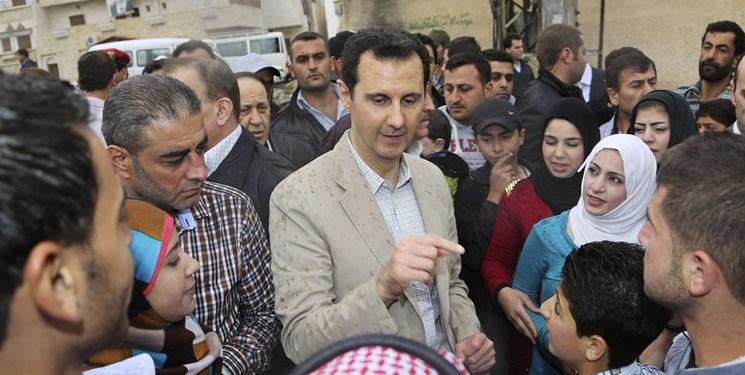 پیام رهبر انقلاب به بشار اسد: مردم سوریه خط قرمز ما هستند