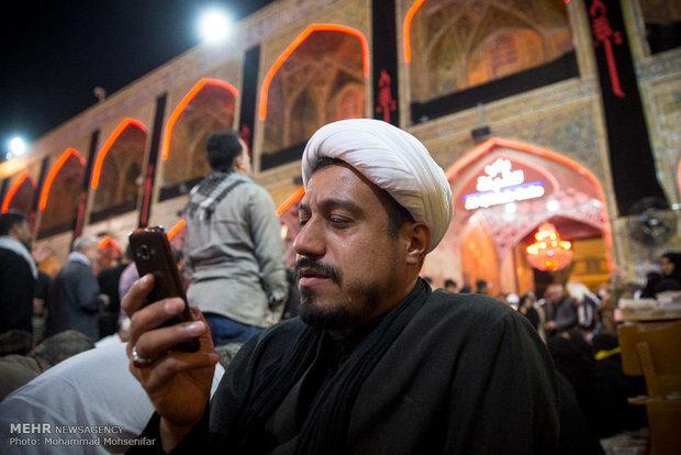 توصیه جهرمی به زائران اربعین ؛ برای اتصال به اینترنت از سیم کارت عراقی استفاده کنید