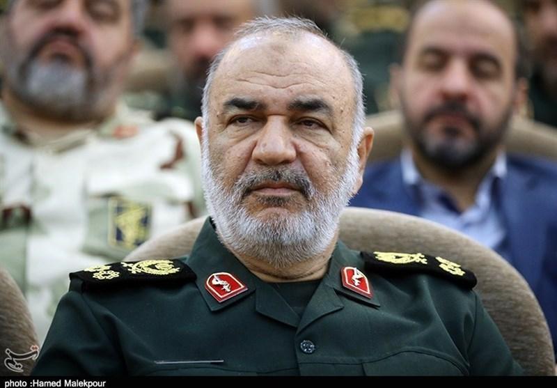سرلشکر سلامی: گزینههای روی میز آمریکا علیه ایران تضعیف شده است