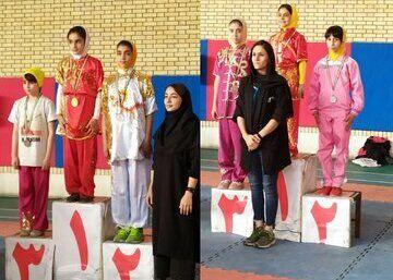 ووشوکاران آذربایجانشرقی در مسابقات قهرمانی کشور درخشیدند