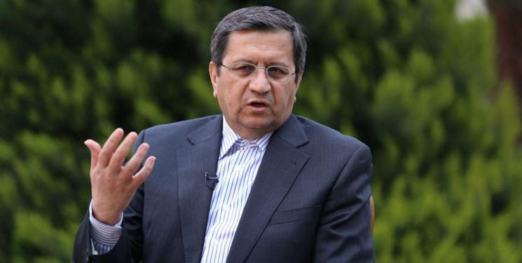 واکنش همتی به موضع ظریف درباره تحریم جدید بانک مرکزی