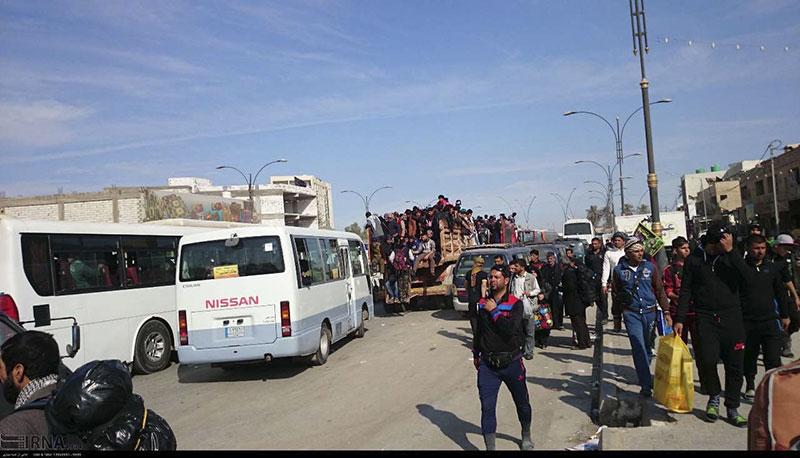 ۱۱ هزار دستگاه اتوبوس برای بازگشت زائران اربعین آماده شدهاست