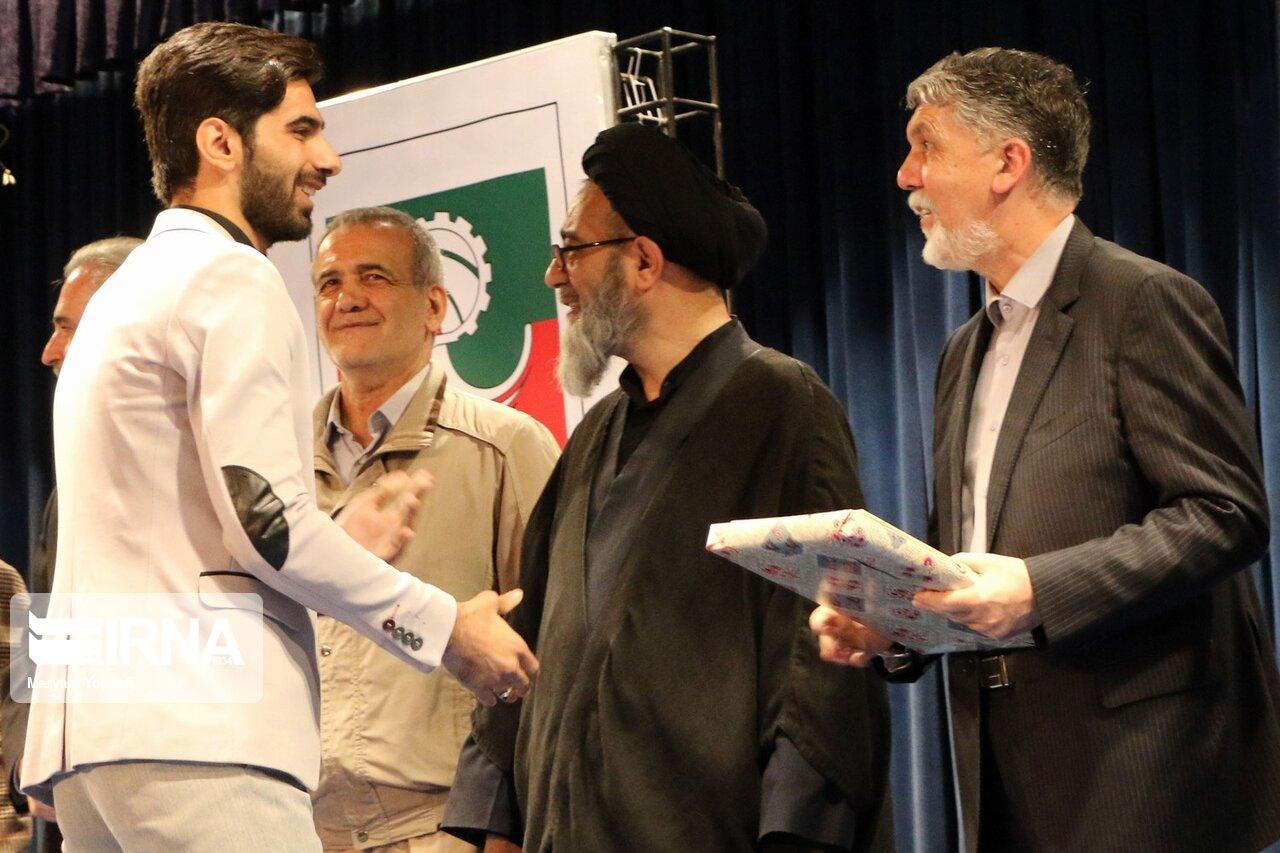 جایزه کتاب سال آذربایجان شرقی نفرات برتر خود را شناخت