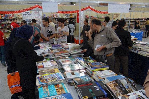 حواشی هفدهمین نمایشگاه کتاب تبریز؛ غذای جسم، پرطرفدارتر از غذای روح