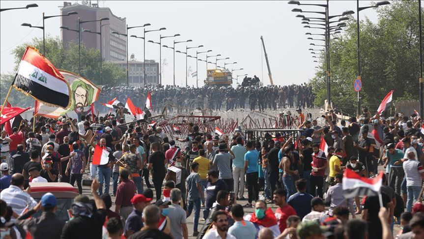 عراق، دور دوم اعتراضات